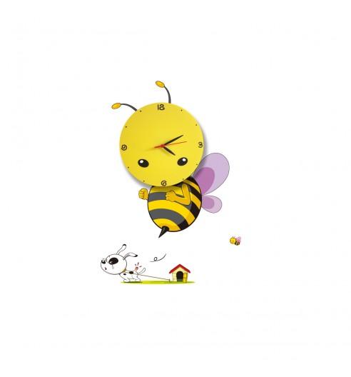 Bee Led Clock 145
