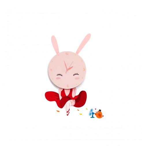 Bunny Led Clock 148